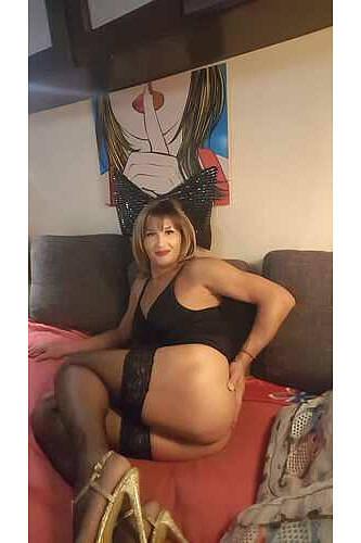 Topazia Dacea Tgirl